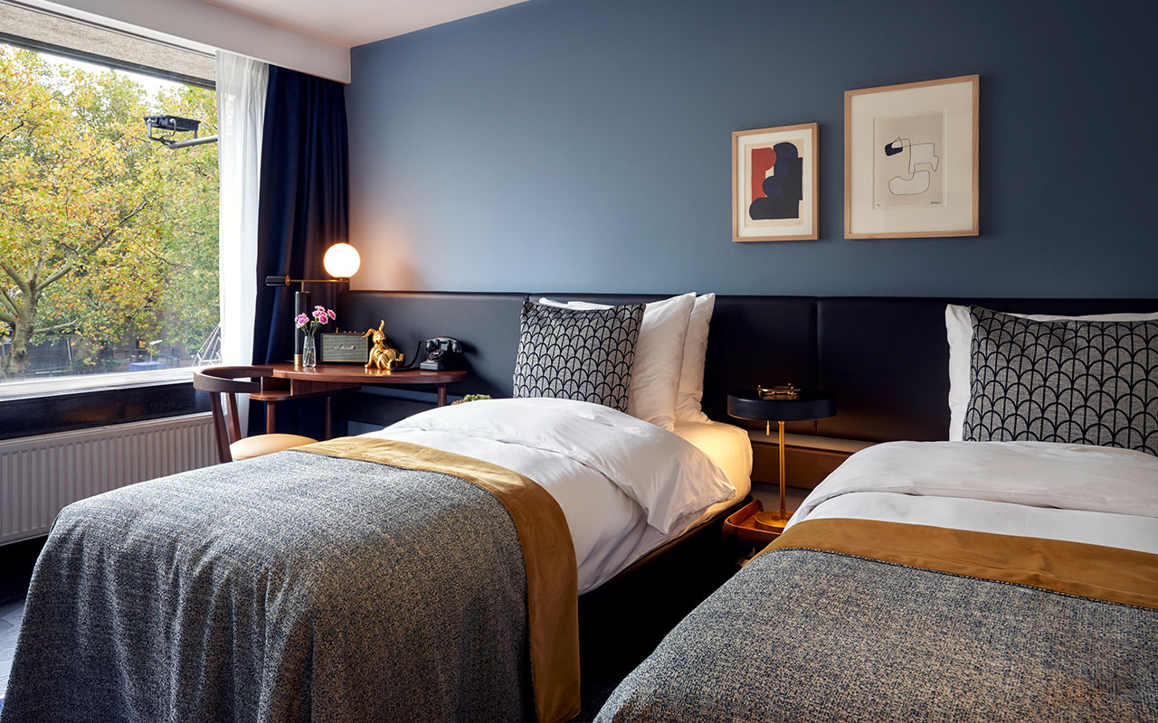 park centraal amsterdam deluxe room