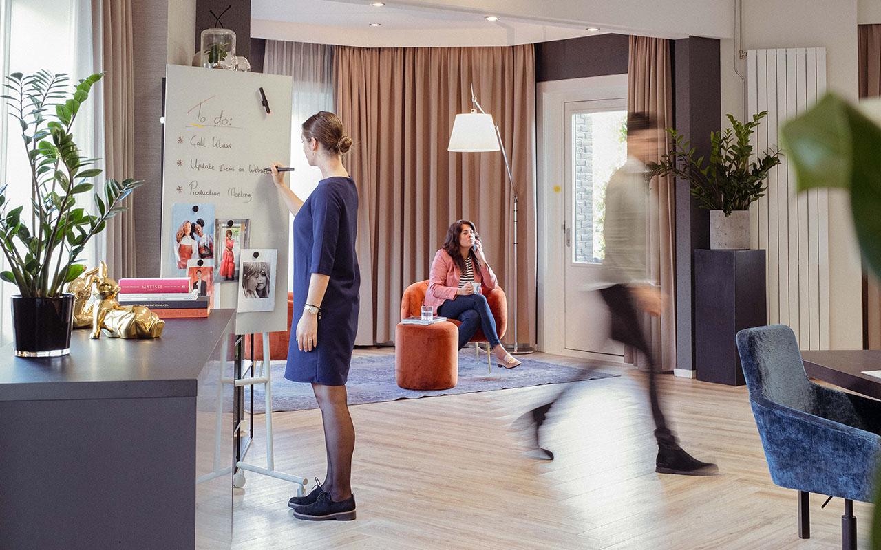 park centraal amsterdam workspaces
