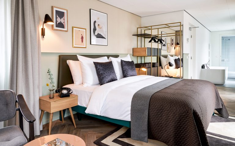 park centraal den haag junior suite