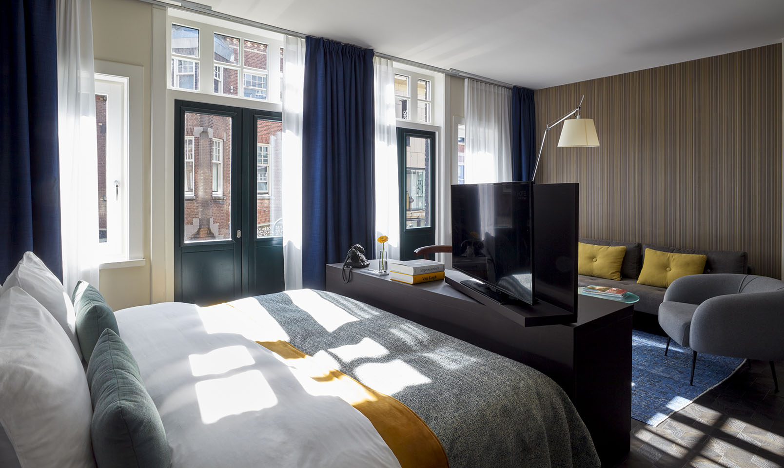 park-centraal-amsterdam-room